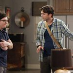 Excited to have Clark Duke on 2.5 Men tonight, disappointed he isn't bringing the hot tub time machine (Tune in 9/8c) http://t.co/MiB8Jlil71