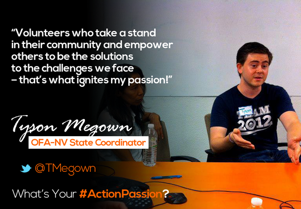 Check out what our State Coordinator @TMegown's #ActionPassion is. Hint: it's YOU!  http://t.co/FhOEgF374f http://t.co/9X0WvR2rn6