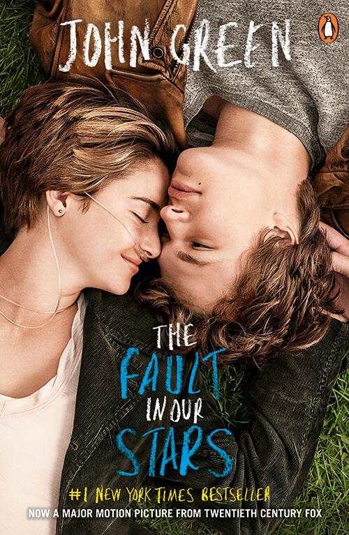 Who absolutely loves this cover? We do! It will be in store April 8. #tfios @PenguinBooksAus @realjohngreen http://t.co/JusEN5S5C7
