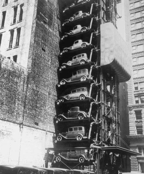NYC parking 1930 http://t.co/A19Z7aTgai