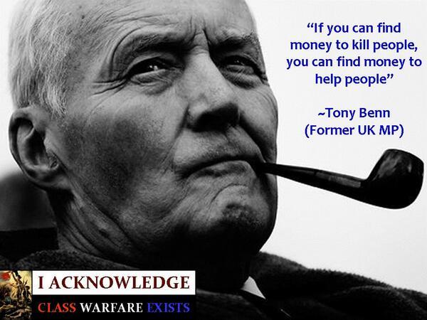 RIP Tony Benn - One of the greats http://t.co/KmKcxQMRtS
