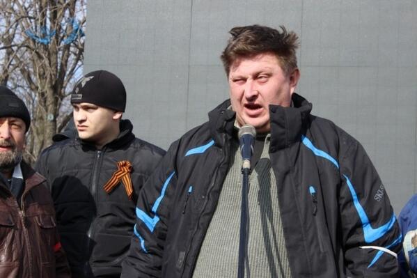 Захоплення СБУ в Луганську. Погляд з середини.