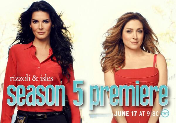 We'll be baaaaack..... Tuesday, June 17 at 9/8c on TNT. RT to spread the word! http://t.co/83oBW5TRQu