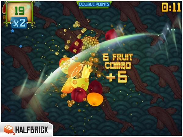 It's #FreeCodeFriday! RT and follow for the chance to win a free copy of Fruit Ninja HD! http://t.co/WFxia1LRgv