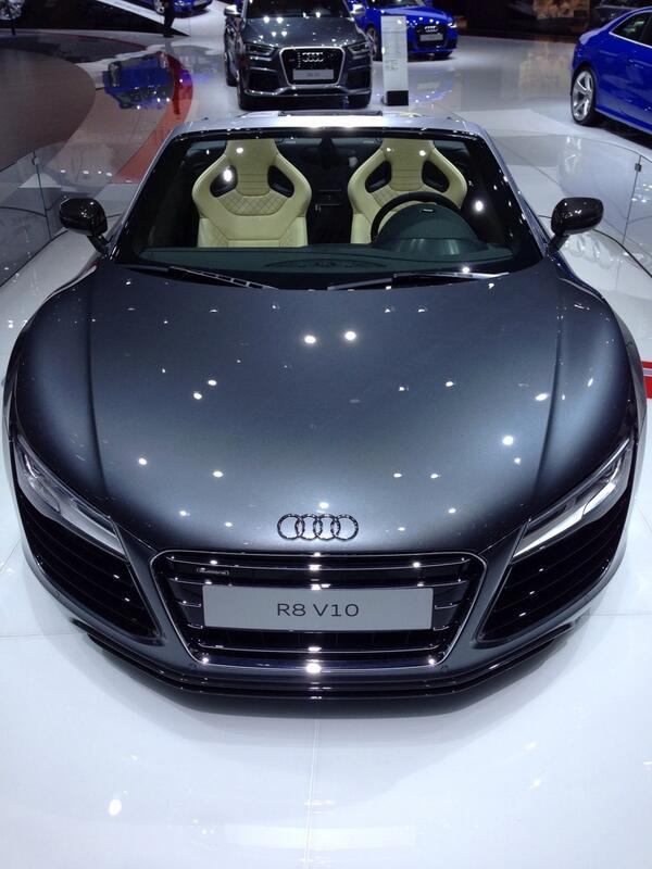 Pure performance: #Audi R8 Spyder http://t.co/evPfJH8kb3