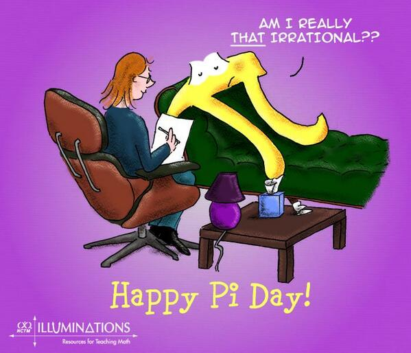 Happy Pi Day! http://t.co/Rh5HRKiTic