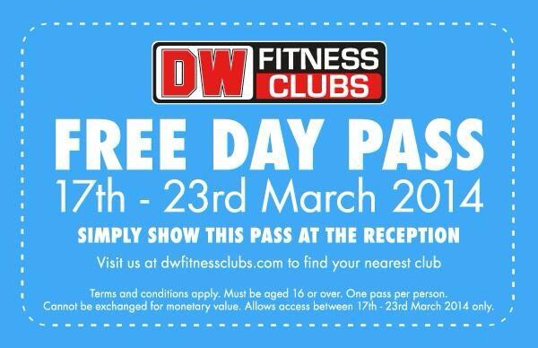 Come and join us at DW Fitness Clubs next week! http://t.co/emldA92yED