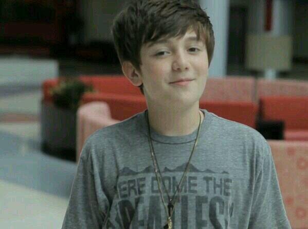 ... She's got your eyes but not your attitude. -Greyson Chance