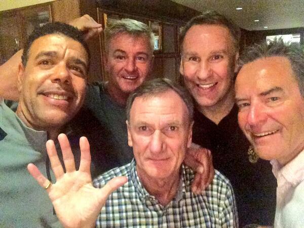 The best selfie of all time ha ha @Phil_Thompson4 @StellingJeff  @PaulMerse http://t.co/LFaDmTQHeO