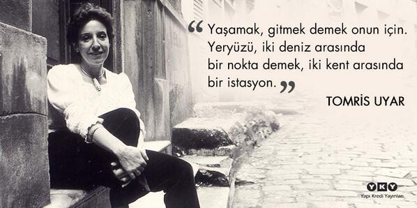 #TomrisUyar 'ın doğumgünü bugün. http://t.co/7aNzWGlKJL