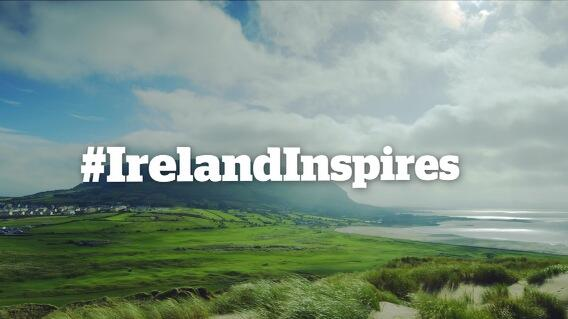 Wakening up to... more than 775,000 views #irelandinspires vid. Let's make it a million #share http://t.co/nAwNcieetG http://t.co/QFcbUge52d
