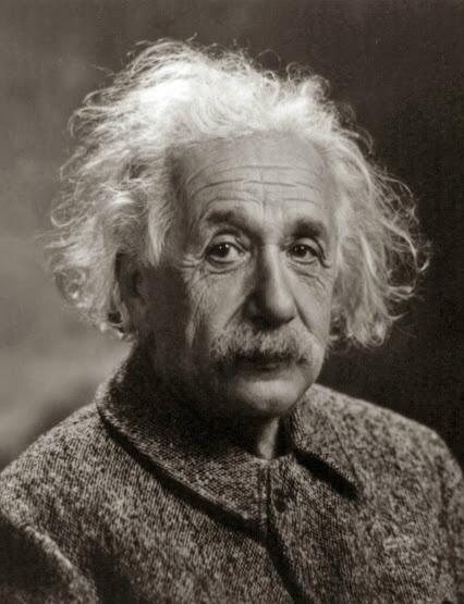 This Day in History: Albert Einstein's Birthday Albert Einstein was born on March 14, 1879 — HAPPY BIRTHDAY -ALBERT!! http://t.co/cY1spjR86A