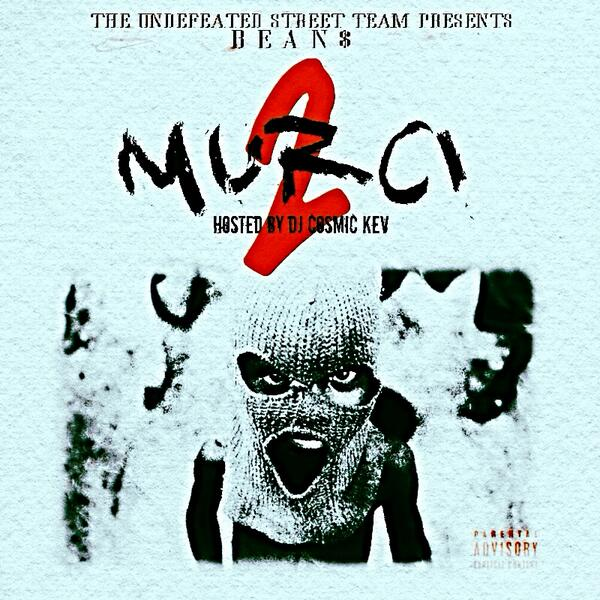 "The new mixtape from Bean$ ""MURCI 2"" hosted by yours truly DJ Cosmic Kev is on the way!! Stay tuned. @Beans_M2 #SGST http://t.co/2bK6Apnco3"