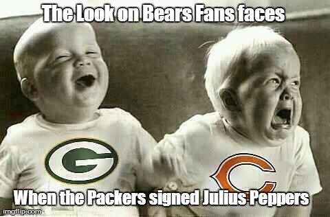Bears fans be like... #GoPackGO @classicallylia @ImJustAsh_ http://t.co/fzpJgYiq5O