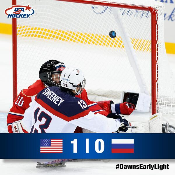 GOLD! US Paralympic Team beats Russia, 1-0, for second straight Paralympic gold medal: http://t.co/NlKNdDwpyi http://t.co/FkbFKYvBq2