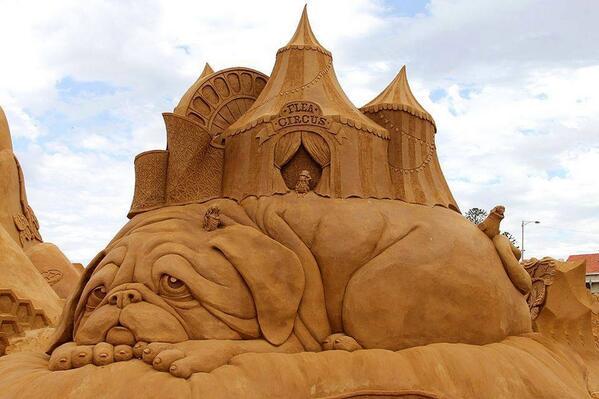 Amazing Sand Art http://t.co/OcDhuEWkkQ