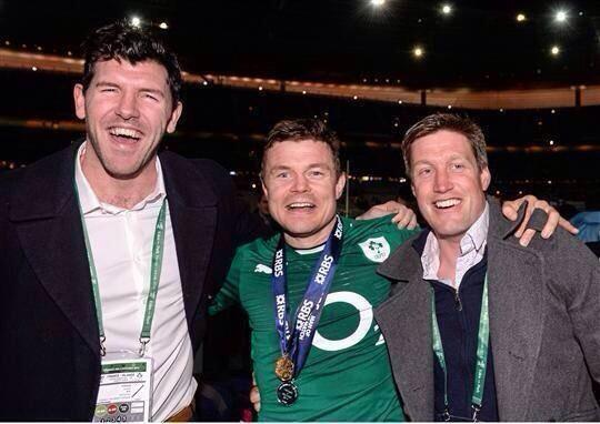 @jennyhuston: I love this picture @rbs_6_nations @BrianODriscoll @RonanOGara10 #BOD #winners #IrevFra http://t.co/jnbFTMrOA8