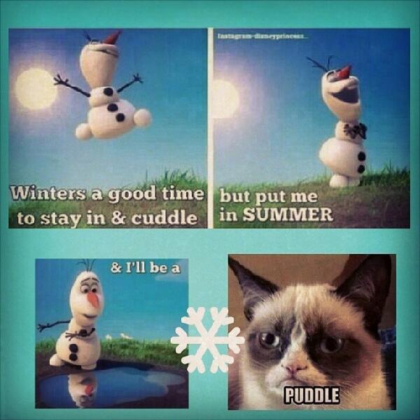 ㅤㅤㅤㅤㅤㅤㅤㅤㅤㅤㅤㅤㅤㅤㅤㅤㅤㅤㅤㅤㅤㅤㅤㅤㅤㅤㅤㅤㅤㅤㅤㅤㅤㅤㅤㅤㅤㅤㅤㅤㅤㅤㅤㅤㅤㅤThis is an edit I made today :) #GrumpyCat #Grumpy #Cat #Frozen #Fr... http://t.co/NauRU0m8Lj