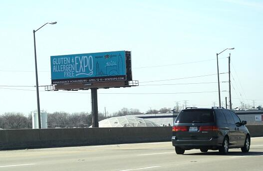 Counting down the days till our Chicago #GFAFExpo! You just might spot our snazzy billboard when you're out & about! http://t.co/FzceNqsAj7