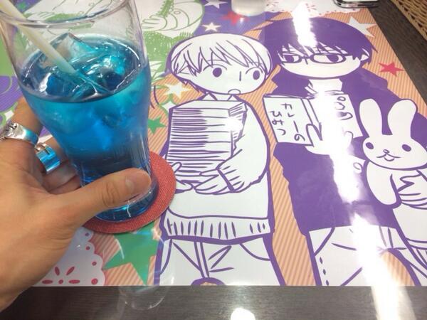 今日はとある場所でのお食事会にお招きいただいたので、行ってまいりましたぽに☆(=゜ω゜)ノ http://t.co/5QTZBNrm33