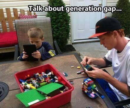 Generation gap! http://t.co/Ym2ccngwQX