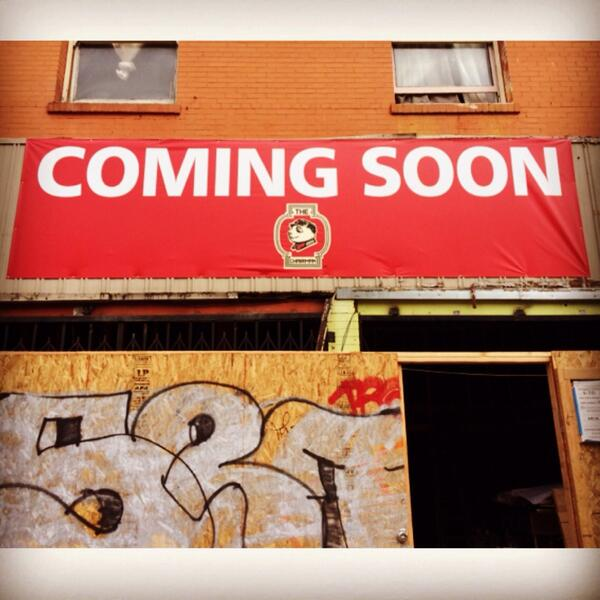 Bun Alert: Brick and Mortar coming soon to Civic Center/Tenderloin area! We're excited!