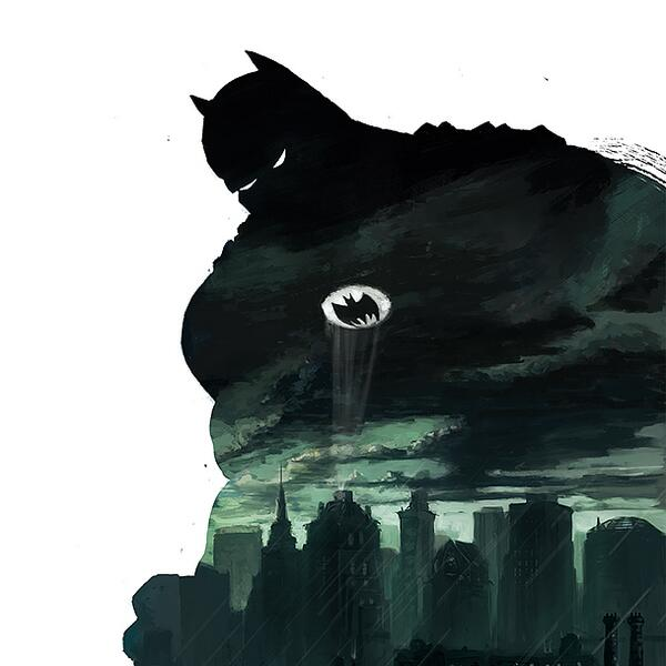 We had to share this excellent illustration in honor of Batman's 75th Anniversary! #Batman75 http://t.co/dEaqUPsA2f http://t.co/JYqhPEs9wE