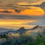 #jogja Puncak Suroloyo berada di Desa Gerbosari, Samigaluh, Kulon Progo, #Yogyakarta #Indonesia  foto by BryanPermana http://t.co/dSP0GCu9Nr
