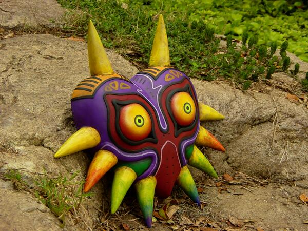 Want to custom paint a mask like this? Check out our latest update! #OpMoonfall http://t.co/NNBFKD4MG3