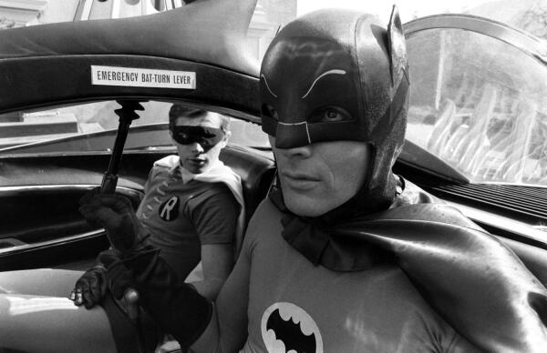 Batman turns 75 this weekend. Here's to the best Bruce Wayne ever: Mr. Adam West | http://t.co/1wJA11Mwtl #Batman75 http://t.co/8hTjR5ehCH