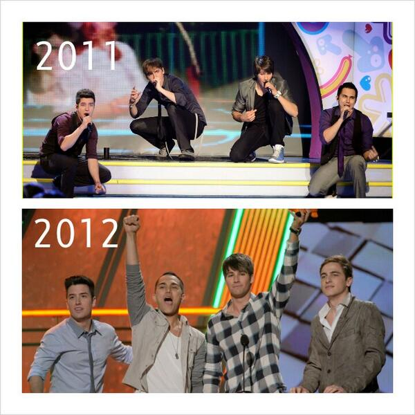Those were and will always be the best KCAs ever. #endofstory http://t.co/eXkm6PLQQF
