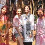 RT @PandeyJaideep: Wishing a very Prosperous n #HappyHoli to @aditiraohydari,@divyadutta25, @RichaChadda,@deespeak n family. #HoliHai http:…