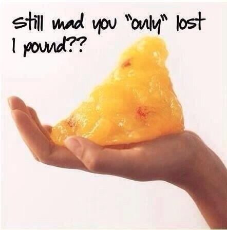 Every pound counts x http://t.co/ad2k702P4w