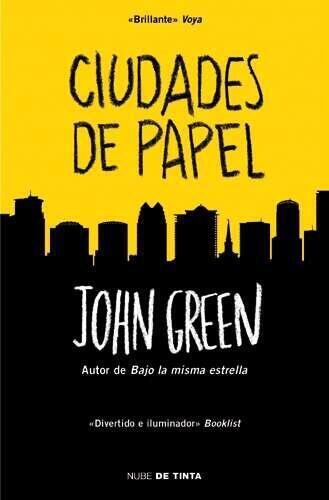 Es oficial, el 20 de junio @nubedetinta publicará Ciudades de papel de @realjohngreen ¿emocionado? http://t.co/t5TekYyYY0