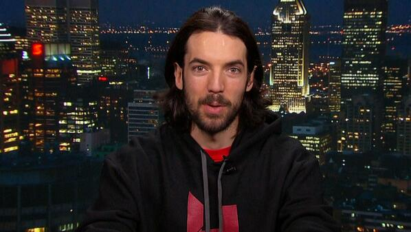 Charles Hamelin keeps his eye on the prize and the 2018 Olympics: http://t.co/MubZlebfzu @SpeedSkater01 @CTVCanadaAM http://t.co/4rnQy3mpKW