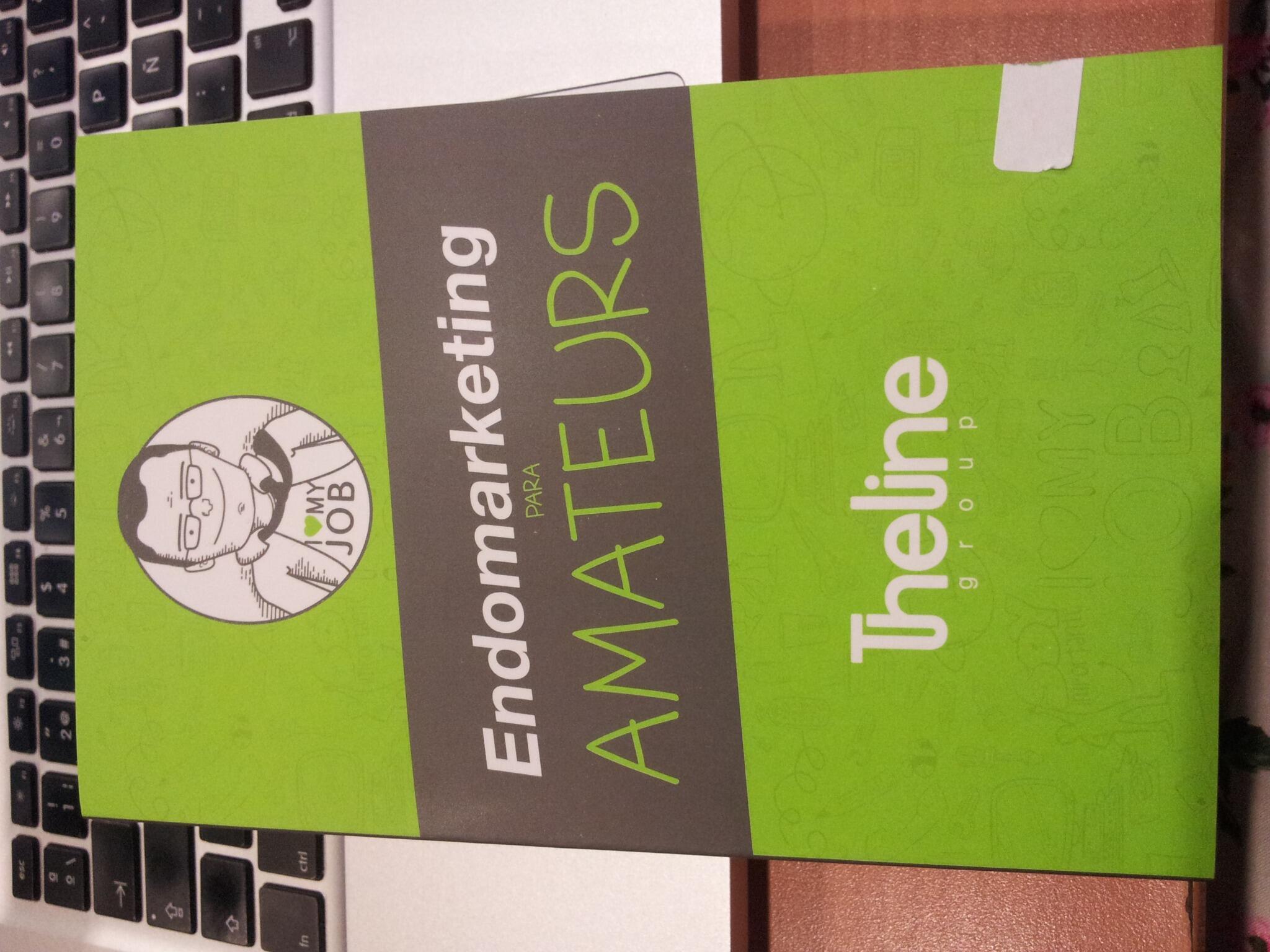 ¡Endomarketing para Amateurs! #OtraFormadeVer @ASOMERCADEO http://t.co/kM1SuVyW8R