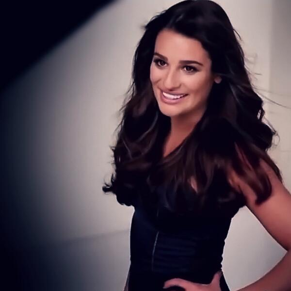 We're singing your praises, @MsLeaMichele! The 100th episode of @GleeonFox airs tonight. http://t.co/L9DWQcC41x