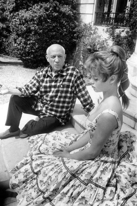 Artistry and beauty...#Bardot #Picasso http://t.co/3XlOrAC8BA