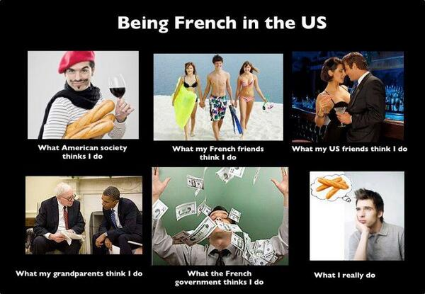 Being French in the US http://t.co/WUJBudRxcq