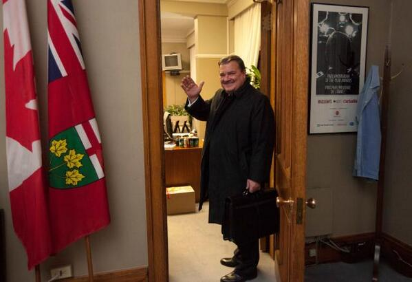Mr. Flaherty's last tweet MT@JimFlaherty: It has been an honour to serve Canada. Thank you for the opportunity. http://t.co/XvZZSNM9wi""