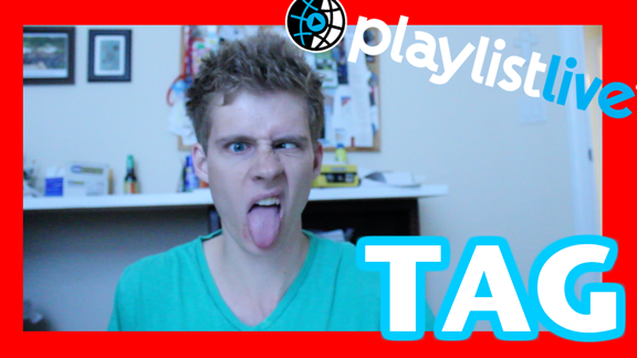 Here is the new video!!! I was tagged in the @PlaylistLive Tag! Check it out! http://t.co/5tzoKhtVQG http://t.co/be7txOoUVC