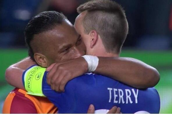 BjCo40ACYAADYBX Chelseas John Terry thinks theres no one better in the world for me, still to this day than Didier Drogba [Video]