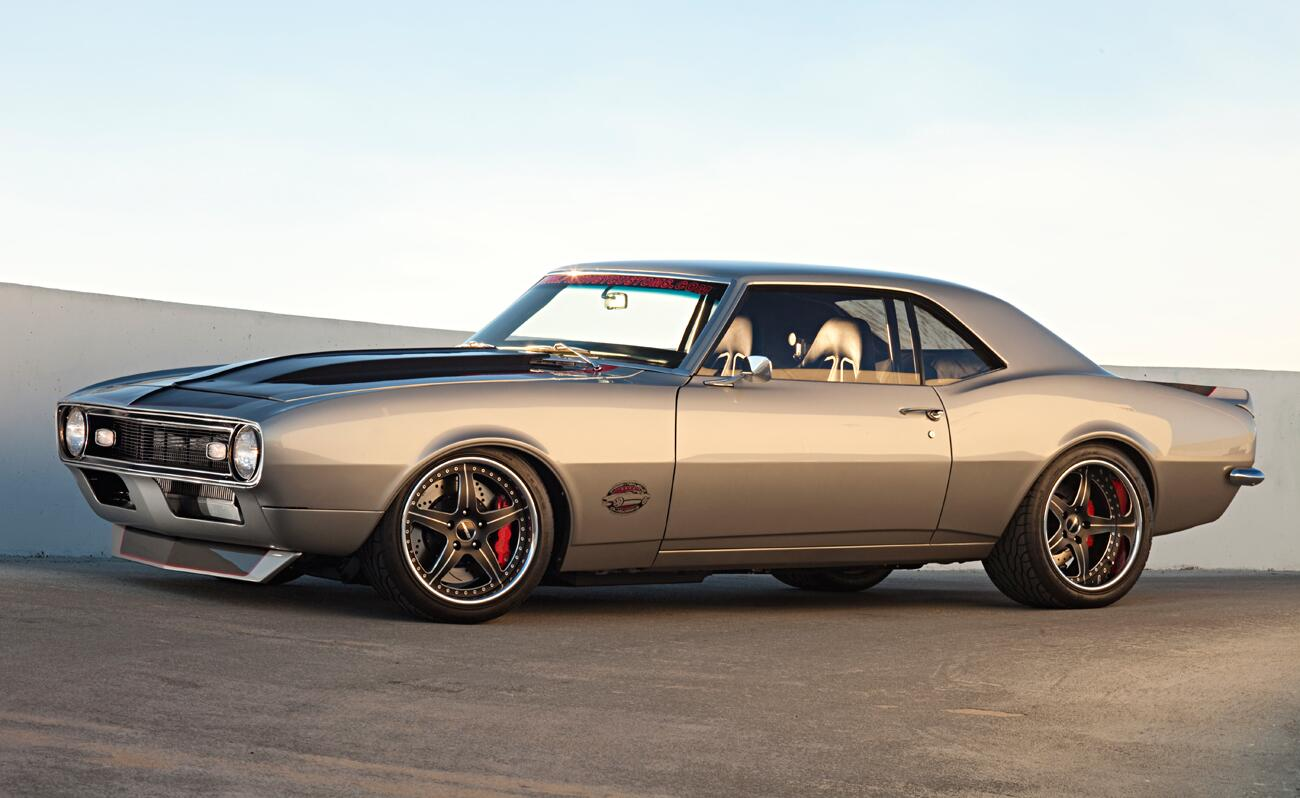 Blast from the Past - Larry Callahan's gorgeous 1968 #Camaro from the January 2010 issue. http://t.co/tnrasG6bJN