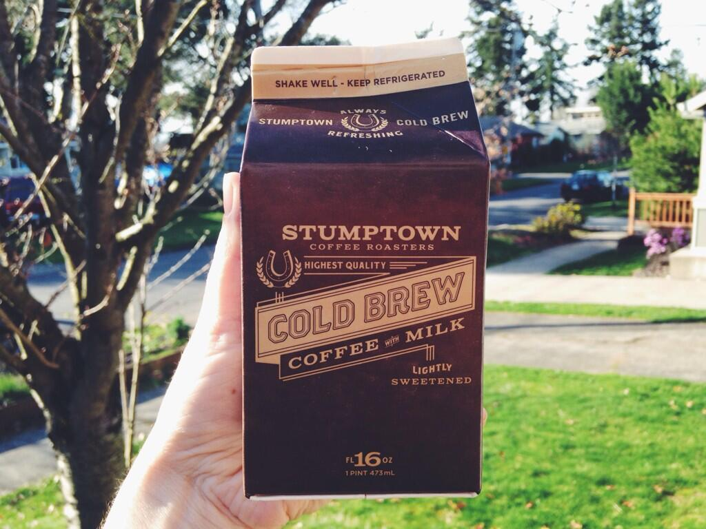 RT @rosemarried: Game changer. @stumptowncoffee http://t.co/dY12IqrdNj