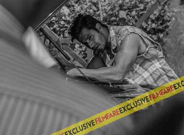#PIC-4: Behind the scenes action from @Varun_dvn's cover shoot for @filmfare Mag http://t.co/oiatyllfCI