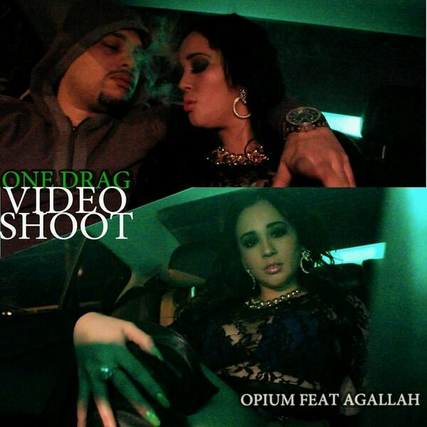 """One of the @StLaz cameos in """"One Drag"""" music video ft @OPIUMPF & @AGALLAHTHEDON . Song Produced by @Pirexbeats http://t.co/jeGztL2Zgq"""