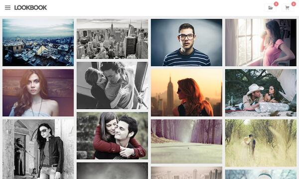 Our new theme Lookbook is a beautiful photography portfolio - a mosaic that showcases your cr… http://t.co/MfR39ReX7y http://t.co/YfS99aGOZv