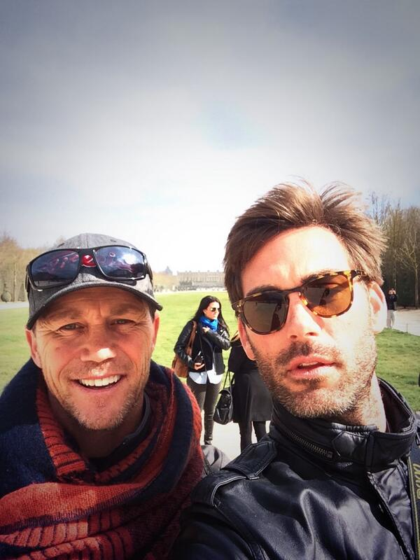 """""""@drewfuller: Dad* @thebriankrause http://t.co/qz27utd94U""""you have turned out to be a fine young man!   I had the best time with you"""