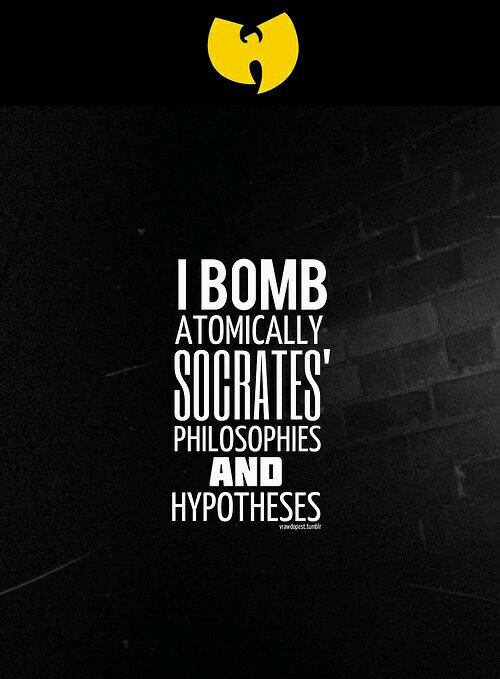 Write my i bomb atomically socrates philosophies and hypothesis lyrics