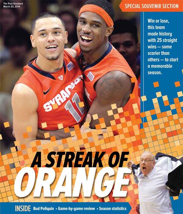 MT @SantolaSusan: Relive Syracuse basketball season tomorrow in special section in @PostStandard, @syrbasketball http://t.co/7pcU3Kqy21